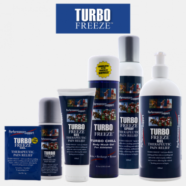 TurboFreeze ™ products